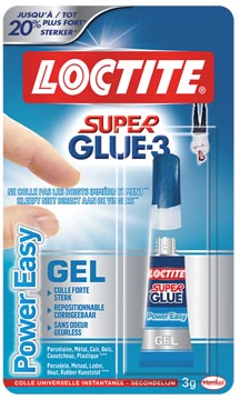 Loctite secondelijm Power Easy 3 g