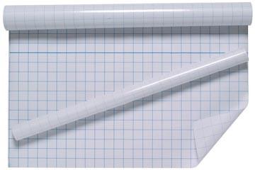 Pavo zelfklevende plastic ft 25 m x 50 cm, transparant