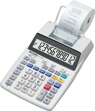 Sharp bureaurekenmachine EL-1750V