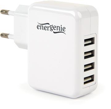 Energenie USB adapter, 4 poorten