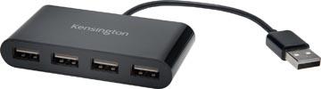 Kensington USB 2.0 Hub mini 4-poorten
